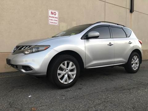 2012 Nissan Murano for sale at International Auto Sales in Hasbrouck Heights NJ