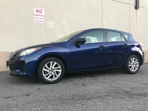 2013 Mazda MAZDA3 for sale at International Auto Sales in Hasbrouck Heights NJ
