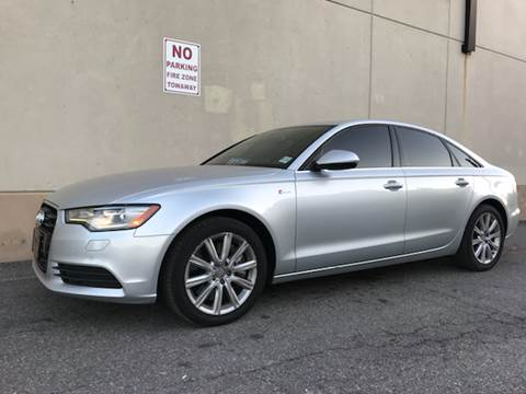 2013 Audi A6 for sale at International Auto Sales in Hasbrouck Heights NJ