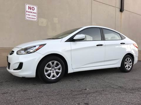 2012 Hyundai Accent for sale at International Auto Sales in Hasbrouck Heights NJ