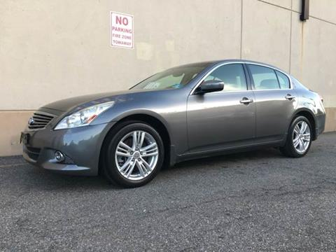 2010 Infiniti G37 Sedan for sale at International Auto Sales in Hasbrouck Heights NJ