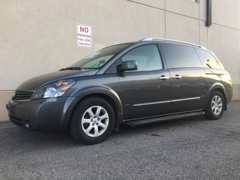 2008 Nissan Quest for sale at International Auto Sales in Hasbrouck Heights NJ