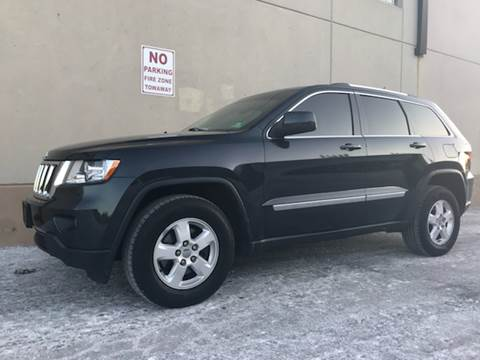2012 Jeep Grand Cherokee for sale at International Auto Sales in Hasbrouck Heights NJ