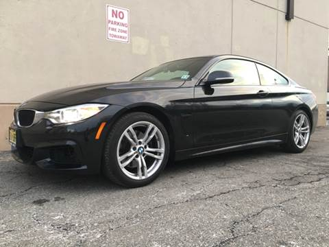 2014 BMW 4 Series for sale at International Auto Sales in Hasbrouck Heights NJ