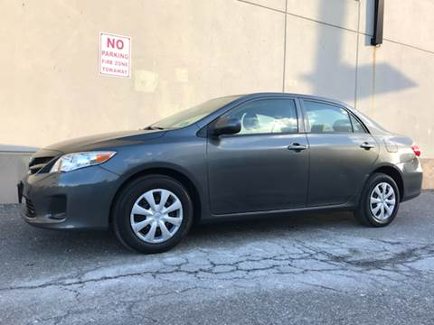 2013 Toyota Corolla for sale at International Auto Sales in Hasbrouck Heights NJ