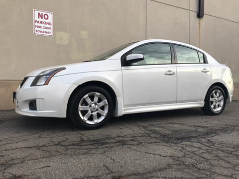 2012 Nissan Sentra for sale at International Auto Sales in Hasbrouck Heights NJ
