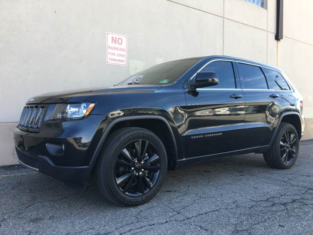 2013 Jeep Grand Cherokee 4x4 Altitude 4dr SUV   Hasbrouck Heights NJ