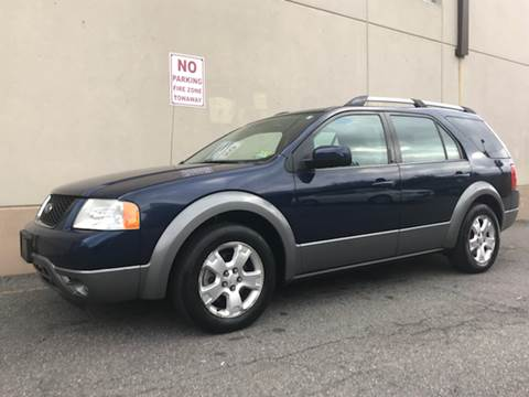 2002 Volvo XC for sale at International Auto Sales in Hasbrouck Heights NJ