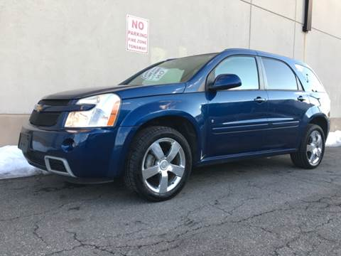 2008 Chevrolet Equinox for sale at International Auto Sales in Hasbrouck Heights NJ