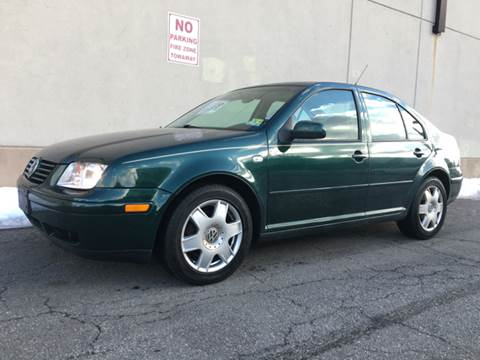 2002 Volkswagen Jetta for sale at International Auto Sales in Hasbrouck Heights NJ