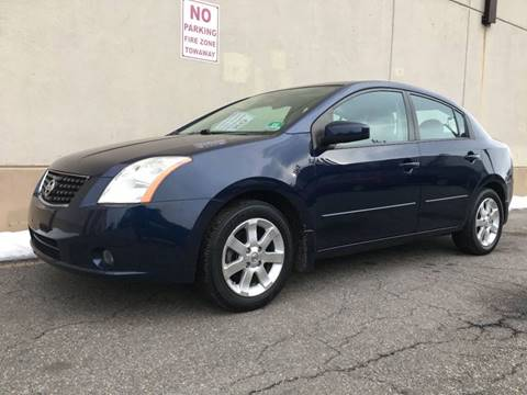 2008 Nissan Sentra for sale at International Auto Sales in Hasbrouck Heights NJ