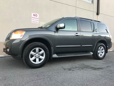 2011 Nissan Armada for sale at International Auto Sales in Hasbrouck Heights NJ