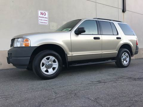 2003 Ford Explorer for sale at International Auto Sales in Hasbrouck Heights NJ