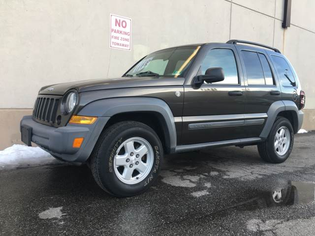 2006 Jeep Liberty Sport >> 2006 Jeep Liberty Sport 4dr Suv 4wd In Hasbrouck Heights Nj