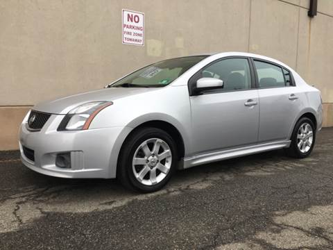 2011 Nissan Sentra for sale at International Auto Sales in Hasbrouck Heights NJ