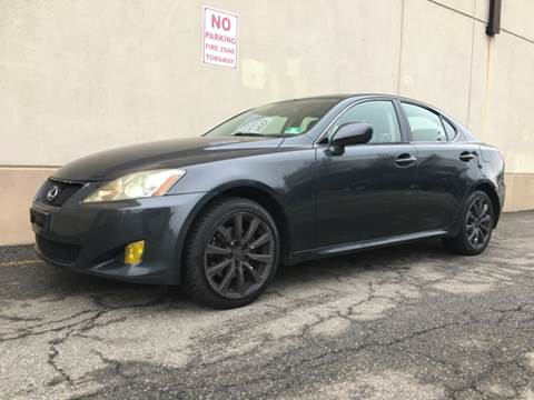 2006 Lexus IS 250 for sale at International Auto Sales in Hasbrouck Heights NJ