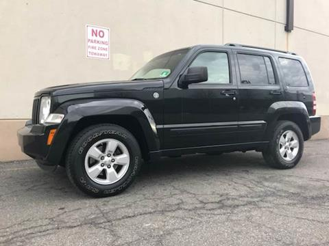 2010 Jeep Liberty for sale at International Auto Sales in Hasbrouck Heights NJ