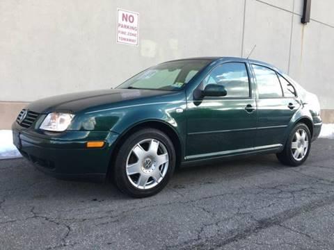 2002 Volkswagen Jetta for sale at International Auto Sales in Hasbrouck Heights NJ