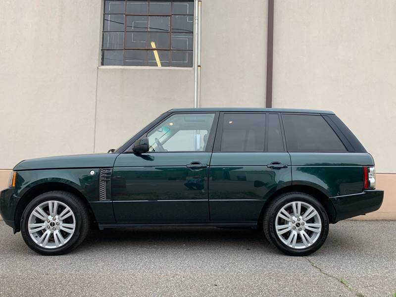 2012 Land Rover Range Rover 4x4 HSE LUX 4dr SUV In Hasbrouck