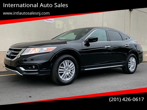 2014 Honda Crosstour for sale in Hasbrouck Heights, NJ