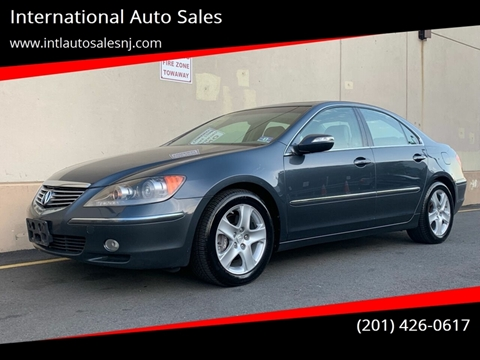 2008 Acura RL for sale in Hasbrouck Heights, NJ