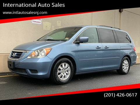 2009 Honda Odyssey for sale in Hasbrouck Heights, NJ