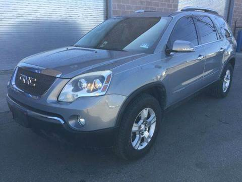 2007 GMC Acadia for sale at International Auto Sales in Hasbrouck Heights NJ