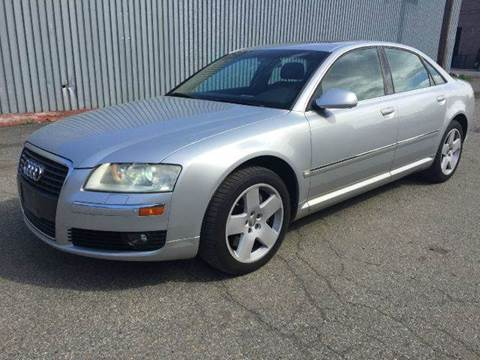 2006 Audi A8 for sale at International Auto Sales in Hasbrouck Heights NJ