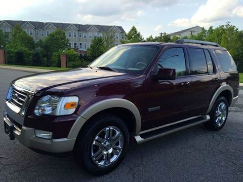 2006 Ford Explorer for sale at International Auto Sales in Hasbrouck Heights NJ