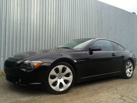 2006 BMW 6 Series for sale at International Auto Sales in Hasbrouck Heights NJ