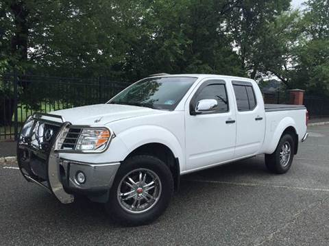 2008 Nissan Frontier for sale at International Auto Sales in Hasbrouck Heights NJ