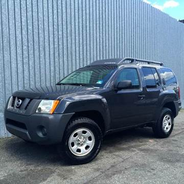 2008 Nissan Xterra for sale at International Auto Sales in Hasbrouck Heights NJ