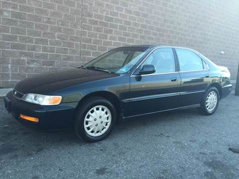 1997 Honda Accord for sale at International Auto Sales in Hasbrouck Heights NJ