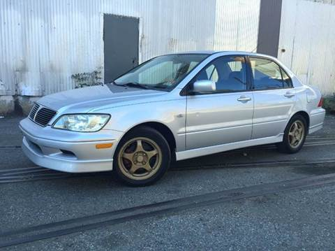 2003 Mitsubishi Lancer for sale at International Auto Sales in Hasbrouck Heights NJ
