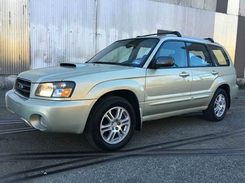 2005 Subaru Forester for sale at International Auto Sales in Hasbrouck Heights NJ