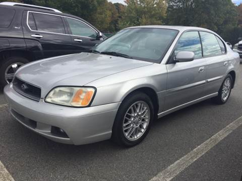 2003 Subaru Legacy for sale at International Auto Sales in Hasbrouck Heights NJ