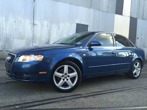 2005 Audi A4 for sale at International Auto Sales in Hasbrouck Heights NJ