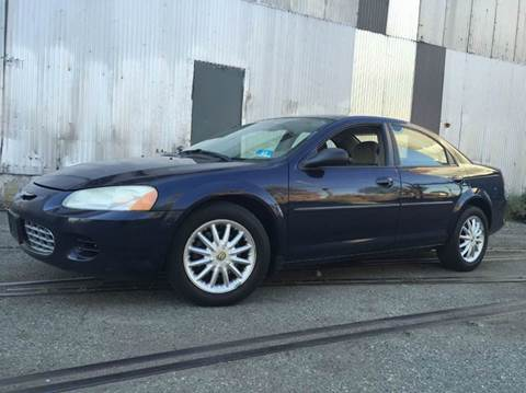 2002 Chrysler Sebring for sale at International Auto Sales in Hasbrouck Heights NJ
