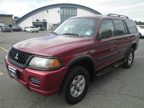 2003 Mitsubishi Montero Sport for sale at International Auto Sales in Hasbrouck Heights NJ