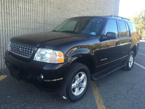 2004 Ford Explorer for sale at International Auto Sales in Hasbrouck Heights NJ