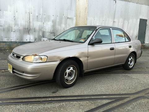 1999 Toyota Corolla for sale at International Auto Sales in Hasbrouck Heights NJ