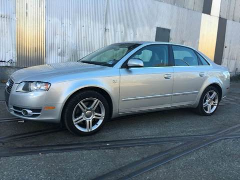 2007 Audi A4 for sale at International Auto Sales in Hasbrouck Heights NJ