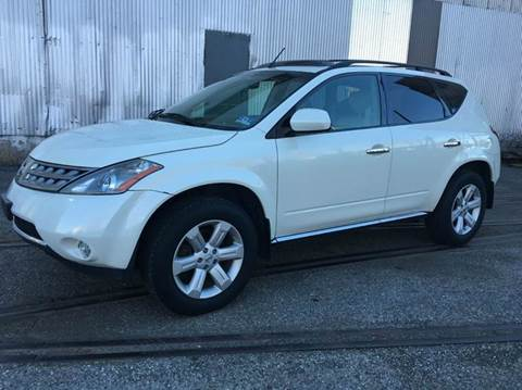 2007 Nissan Murano for sale at International Auto Sales in Hasbrouck Heights NJ