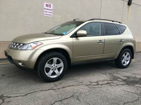2005 Nissan Murano for sale at International Auto Sales in Hasbrouck Heights NJ