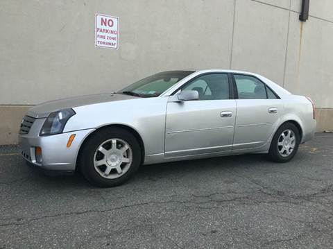 2003 Cadillac CTS for sale at International Auto Sales in Hasbrouck Heights NJ