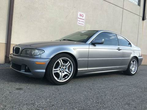 2004 BMW 3 Series for sale at International Auto Sales in Hasbrouck Heights NJ