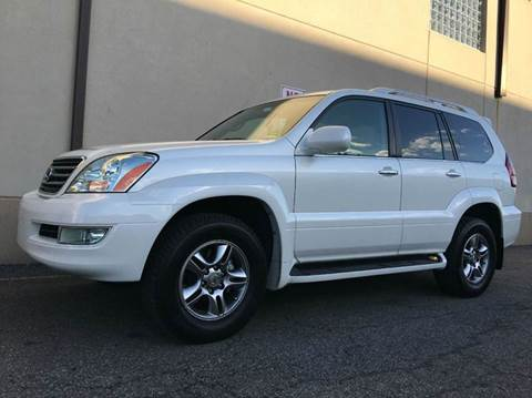 2008 Lexus GX 470 for sale at International Auto Sales in Hasbrouck Heights NJ