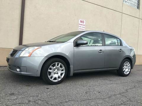 2009 Nissan Sentra for sale at International Auto Sales in Hasbrouck Heights NJ