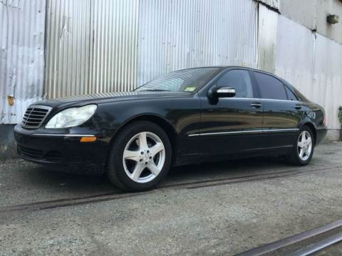 2004 Mercedes-Benz S-Class for sale at International Auto Sales in Hasbrouck Heights NJ