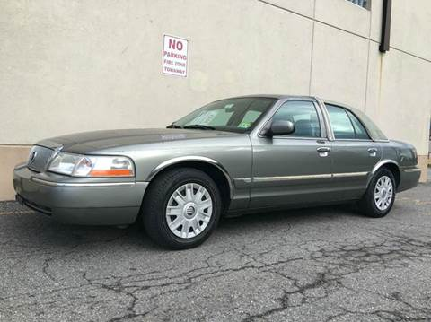 2004 Mercury Grand Marquis for sale at International Auto Sales in Hasbrouck Heights NJ